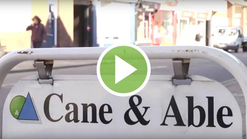 cane able healthcare ltd hitchin mobility healthcare. Black Bedroom Furniture Sets. Home Design Ideas
